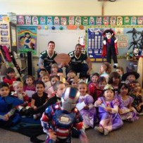 San Jose Saber Cats Reading Program