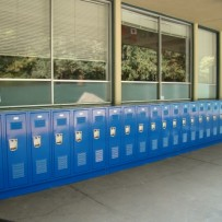 Middle School Quad Area
