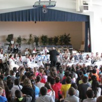 St. Mary High School Band