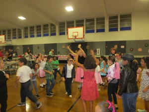 Family Sock Hop