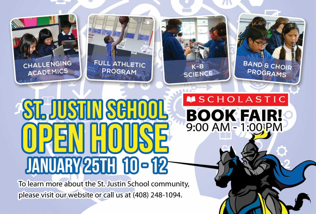 St. Justin School Open House