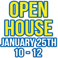 St. Justin School Open House (1/25)