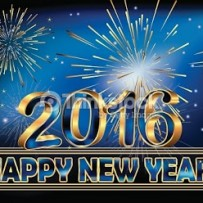 Welcome to 2016!