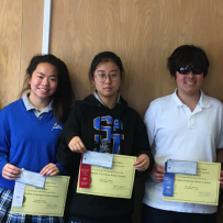 Serra Club Visits St. Justin to Recognize Award-Winning Essays