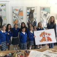Fourth Graders Host Bake Sale to Benefit Local Pet Shelter
