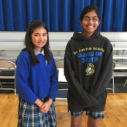 Geography Bee Winners!