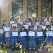Students Recognized for Outstanding Attitude, Behavior, and Choices
