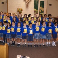 5th Grade Bible Ceremony