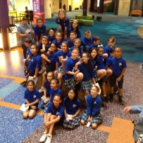 4th Grade Visits the Tech Museum