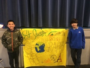 Geography Bee News