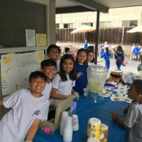 Third Graders Open a Lemonade Stand