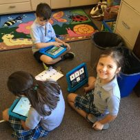 First Grade Loves to Read!