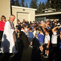St. Justin School Honors St. Francis of Assisi